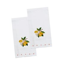 Lemon Sprig Dish Towel