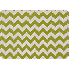 Chevron Laminated Placemat