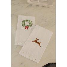Wreath Hand Towel
