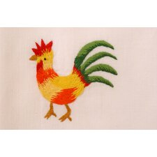 Rooster Hand Towel