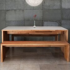 Series Wood Picnic Bench