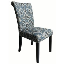 <strong>Monsoon Pacific</strong> Voyage Parsons Chairs (Set of 2)