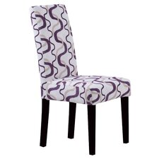 <strong>Monsoon Pacific</strong> Villa Parsons Chair (Set of 2)
