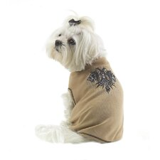 <strong>A Pet's World</strong> Lion Heads Tattoo Dog T-Made in the USA