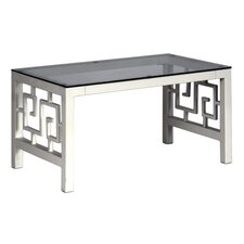 Greek Key Coffee Table