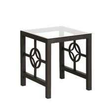 <strong>In Style Furnishings</strong> Medallion End Table
