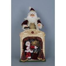 Limited Edition Signature Vintage Marionette Santa