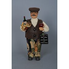 Classic Home Sommelier Figurine