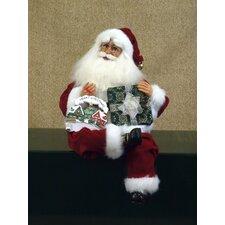 Crakewood Gift Personalization Santa Claus Figurine