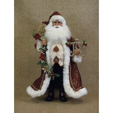 Crakewood Joy Santa Claus Figurine