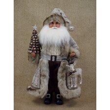 Crakewood Woodland Glimmer Santa