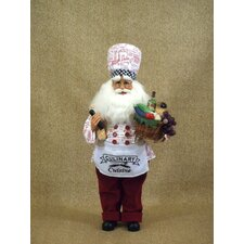 Crakewood Chef Santa