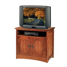 "<strong>Anthony Lauren</strong> Craftsman Entertainment 34"" TV Stand"