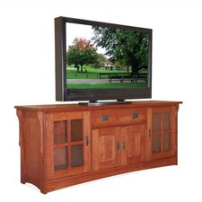 "<strong>Anthony Lauren</strong> Craftsman Entertainment 75"" TV Stand"