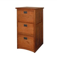 <strong>Anthony Lauren</strong> Three Drawer File Cabinet