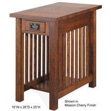 <strong>Anthony Lauren</strong> Craftsman Home Office Console Table
