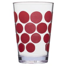 Dot Dot 7 oz. Juice Glass (Set of 6)