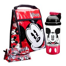 <strong>Zak!</strong> Mickey 3 Piece Set On The Go