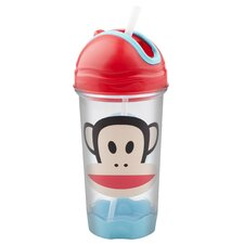 Paul Frank SW Flip and Sip Insulated Tumbler with Liquid Lock
