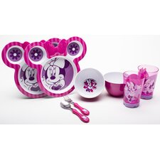 Minnie 8 Piece Dinnerware Set