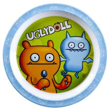 "Ugly Dolls 8.5"" Round Plate (Set of 2)"
