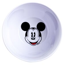 "<strong>Zak!</strong> Mickey 4.25"" 11.5 oz. Tone Bowl (Set of 2)"
