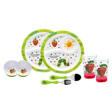 Eric Carle 8 Piece Place Setting