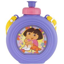 <strong>Zak!</strong> Nickelodeon Dora the Explorer Fun Canteen