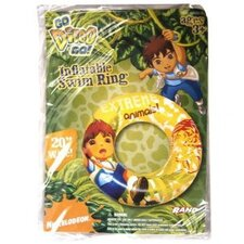 Nickelodeon Go Diego Go! Inflatable Swim Ring