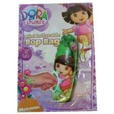<strong>Rand International</strong> Nickelodeon Dora the Explorer Inflatable Water Bop Bag