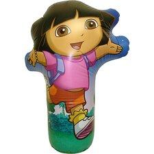 Nickelodeon Dora the Explorer Inflatable 3D Bop Bag