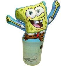 Nickelodeon SpongeBob SquarePants Inflatable 3D Bop Bag