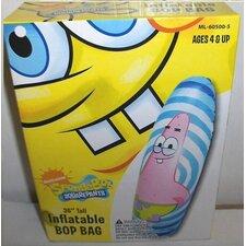 Nickelodeon SpongeBob SquarePants Inflatable Water Bop Bag