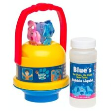Nickelodeon Blues Clues No-Spill Bubble Bucket