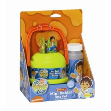 Nickelodeon Go Diego Go! No-Spill Mini Bubble Bucket