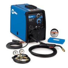 140 With Auto-Set™ MIG Welder 115 Volt, 1 Phase, 60 Hz With M-10 MIG Gun And 10' Lead