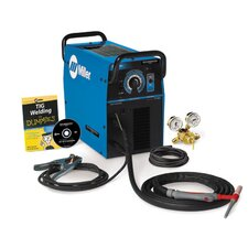 <strong>Miller Electric Mfg Co</strong> Diversion 165 230V TIG Welder 165A