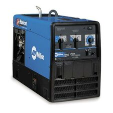 <strong>Miller Electric Mfg Co</strong> Bobcat 3 Phase 480V Generator Welder 225A with 25HP Kohler LP 4 Cycle OHV Engine