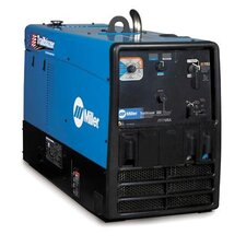<strong>Miller Electric Mfg Co</strong> Trailblazer 302 Diesel Multi-Process Generator Welder 300A with 19HP Kubota Diesel Engine and GFCI Receptacles