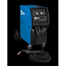 <strong>Miller Electric Mfg Co</strong> Millermatic 350P 200/230/460V MIG Welder with XR-Aluma-Pro 25 Ft Push-Pull Gun
