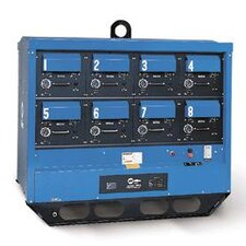 VIII®-2 Multi-Operator 230/460/575V Welder with 8 CC Modules