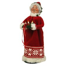 Nordic Mrs. Claus Figurine
