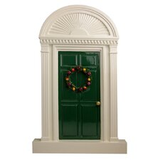 Holiday Door Figurine