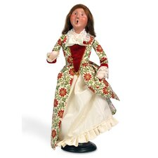 12 Days of Christmas: Nine Ladies Dancing Figurine