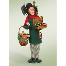 Christmas Peddler Figurine