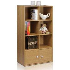 """Click-N-Easy Kuib 41.7"""" Bookcase"""