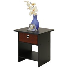 <strong>Furinno</strong> 1000 Series End Table