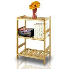 """Pine 24.6"""" Bookcase"""