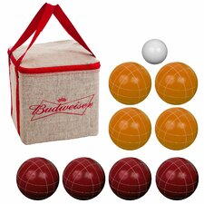 Budweiser Bocce Ball Set