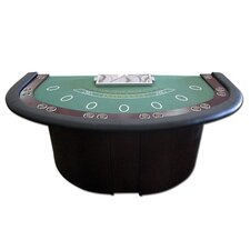 Poker & Casino Deluxe Blackjack Table